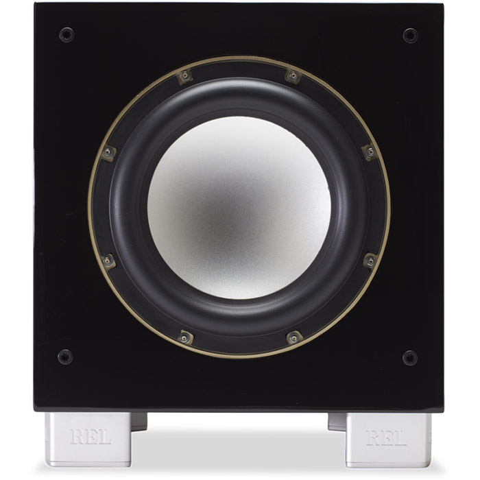 REL Serie S subwoofer (no grill)