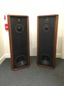 Allison Acoustics Model 3 Speakers