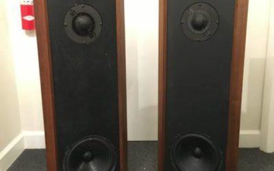 Allison Acoustics Model 3 Speakers