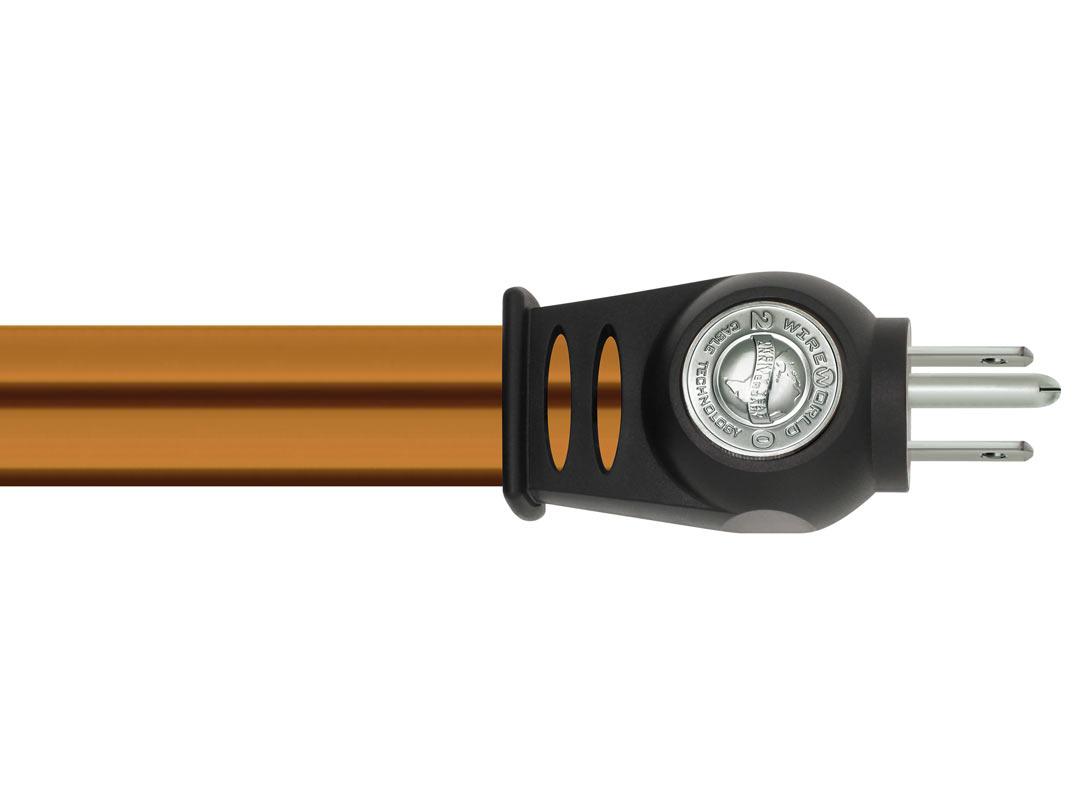 Wireworld Electra 7 Power Cord - Command Performance AV
