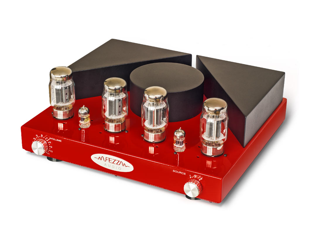 Fezz Audio vacuum tube amplifiers