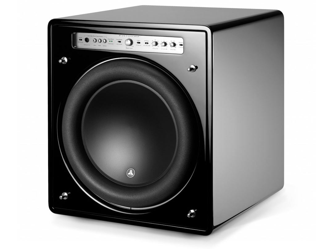 JL Audio Fathom® v2 Powered Subwoofer