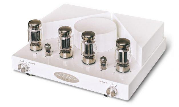 Fezz Audio Titania tube amplifier