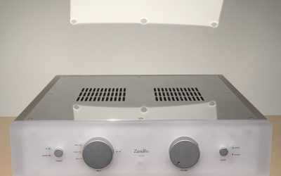 Zanden Audio 3100 Preamplifier – Demo
