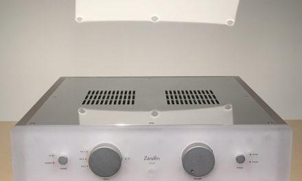 Zanden Audio 3100 Preamplifier – Demo