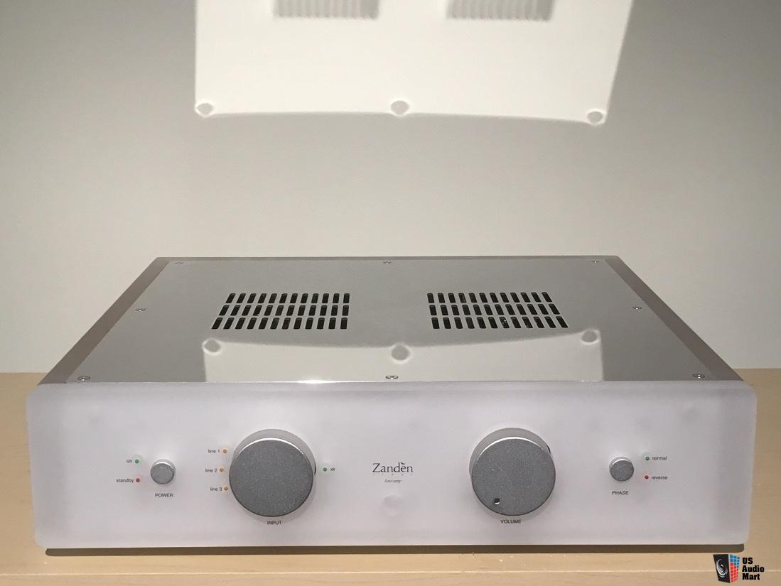 Zanden Audio 3100 Preamplifier Demo for Sale