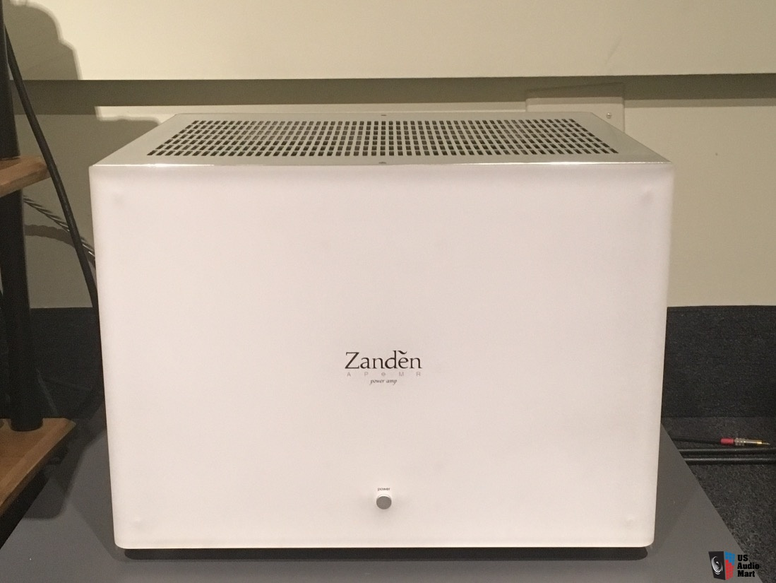Zanden Audio 8120 Amplifier Store Demo for Sale