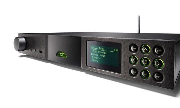 Naim NAC-N 172 XS Streaming Preamplifier