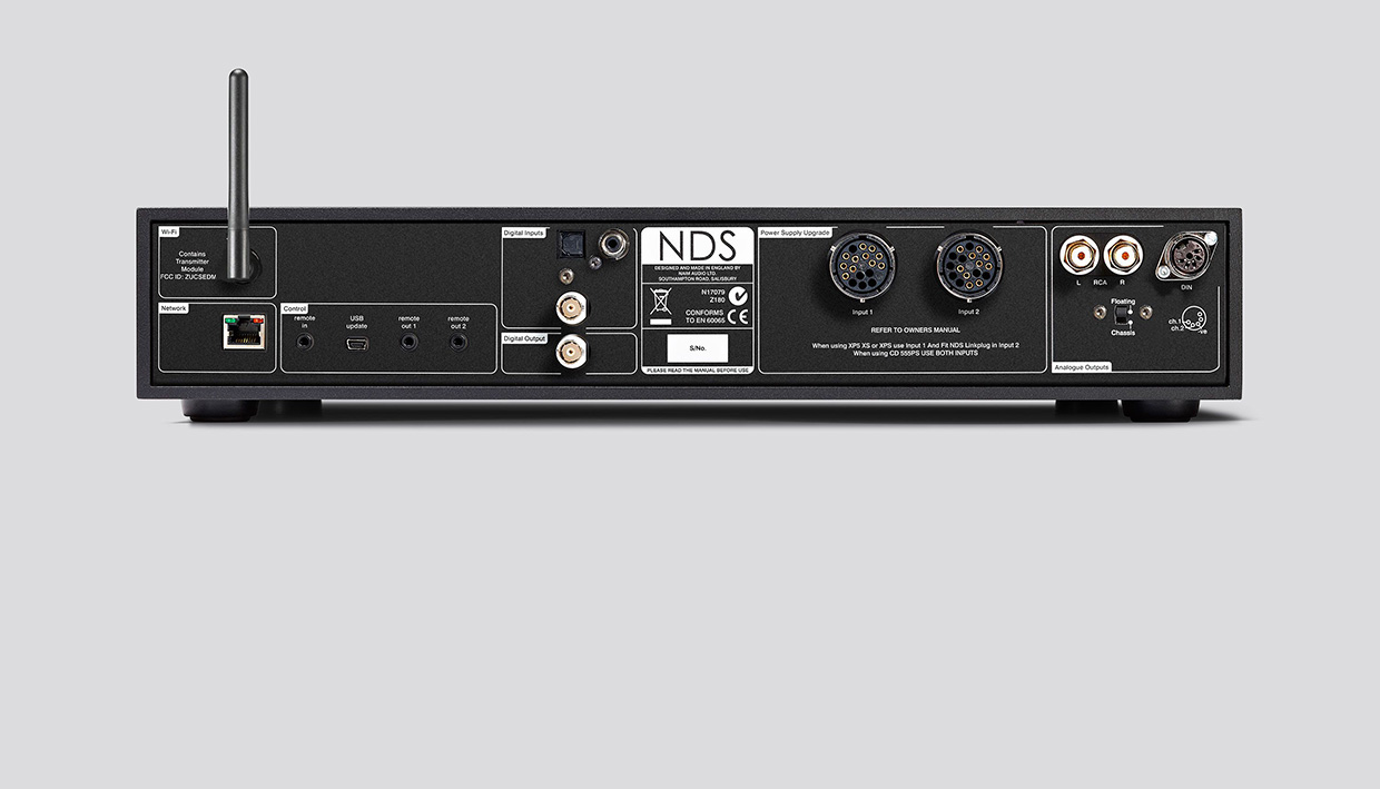 Naim NDS Network Player