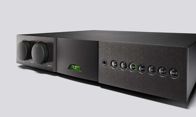 Naim SUPERNAIT 2 Integrated Amplifier