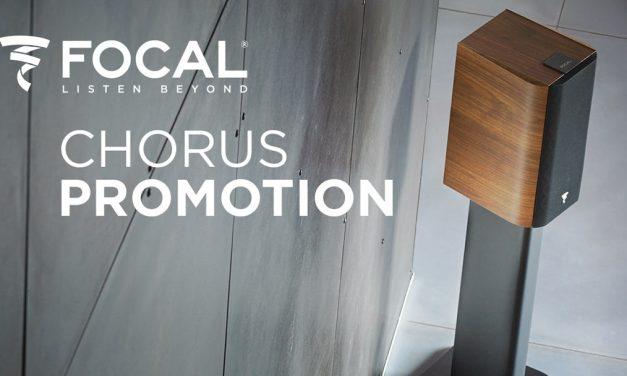 Focal Chorus Promotion