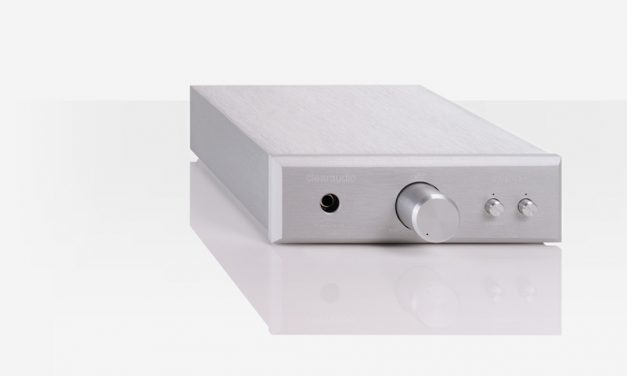 Clearaudio Balance+ Phono Preamplifier