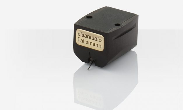 Clearaudio Talismann V2 Gold Moving Coil Phono Cartridge