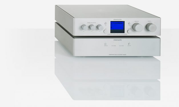 Clearaudio Statement Phono Preamplifier