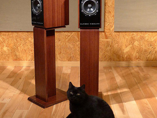 DeVore Fidelity Gibbon 3XL Loudspeakers