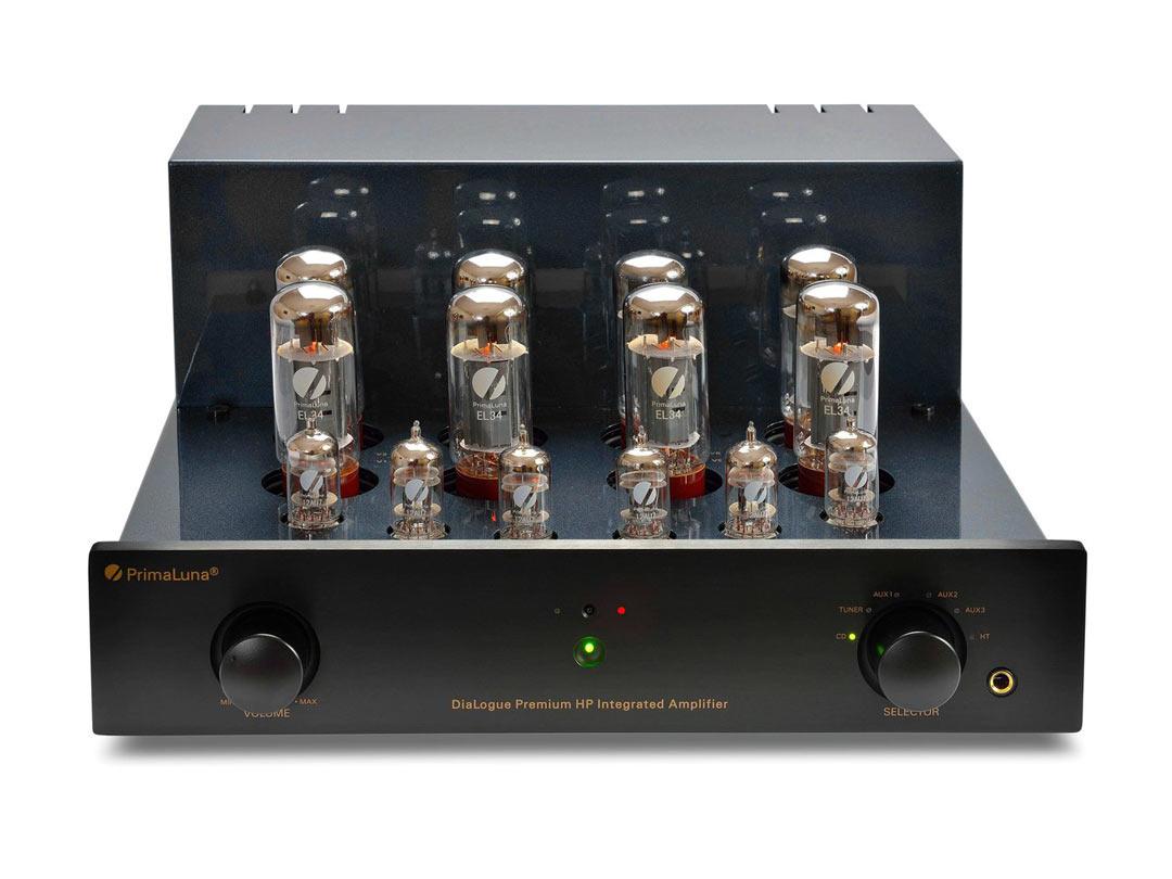PrimaLuna Dialogue Premium HP Integrated Amplifier ...