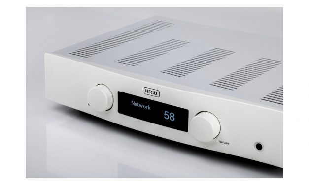 Hegel Röst Integrated Amplifier