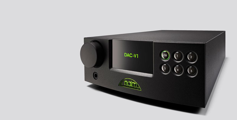 Naim DAC V-1 Digital Analog Converter