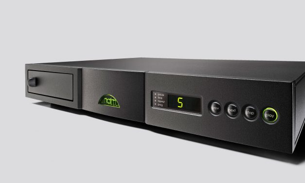 Naim CD5si CD Player