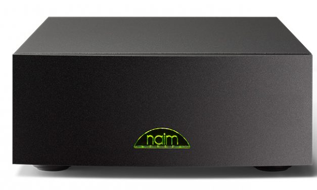 Naim NAP 100 Power Amplifier