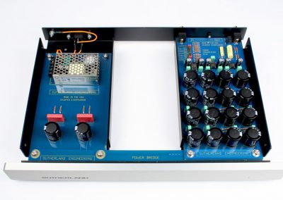 Sutherland DUO phono preamplifier