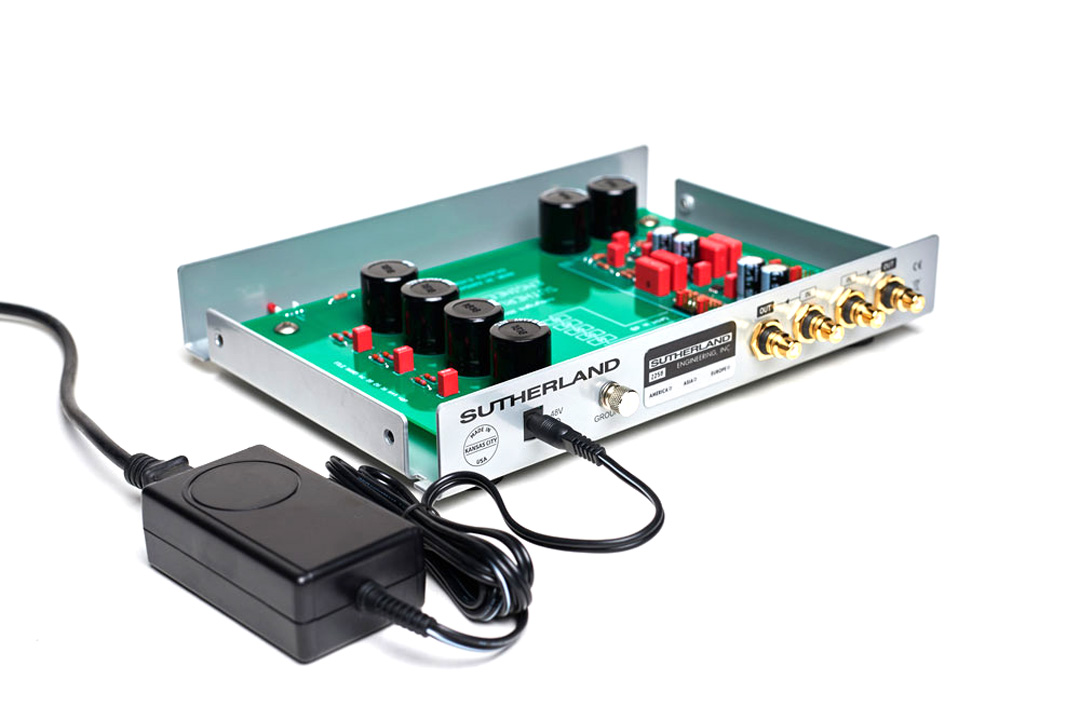 Sutherland KC Vibe phono preamplifier
