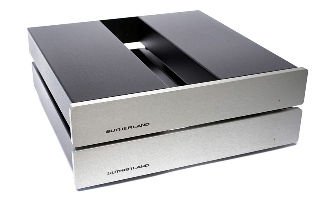 Sutherland PhonoBlock phono preamplifier