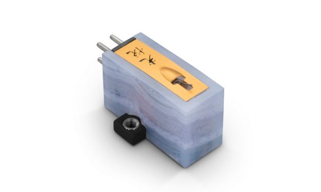 Koetsu Blue Lace phono cartridge