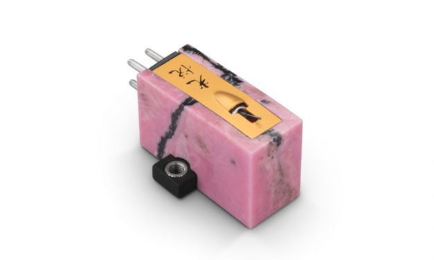Koetsu Rhodonite phono cartridge