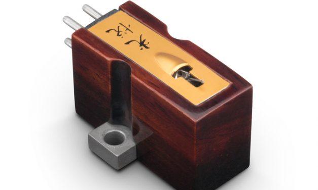 Koetsu Rosewood Signature Platinum phono cartridge