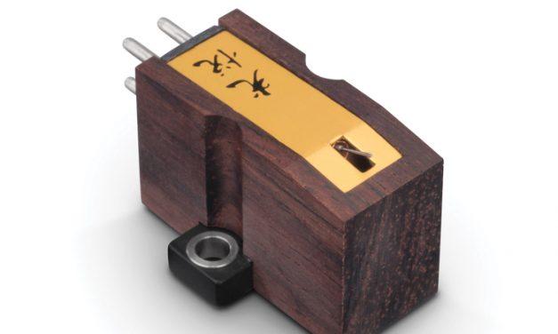 Koetsu Rosewood phono cartridge