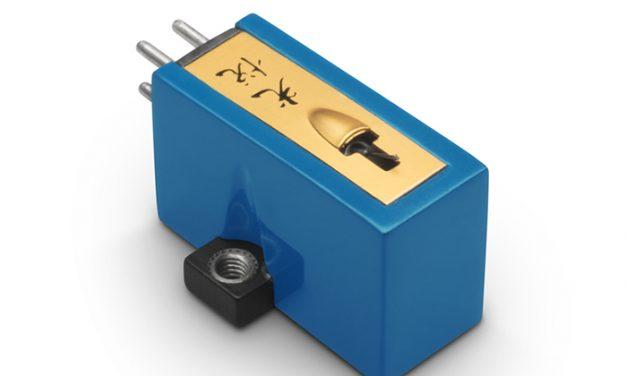 Koetsu Urushi Sky Blue phono cartridge