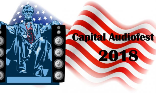 Capitol AudioFest is fast approaching!