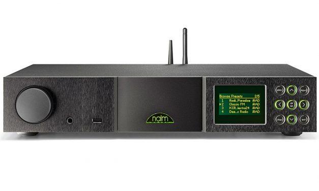 Naim NAC-N 272 Streaming Preamplifier