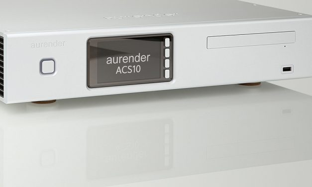 Aurender ACS10 Caching Music Server / Streamer / CD Ripper