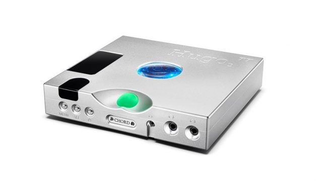 Chord HUGO TT 2 DAC, Preamplifier & Headphone Amplifier