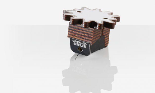 Clearaudio Jubilee MC Moving Coil Phono Cartridge