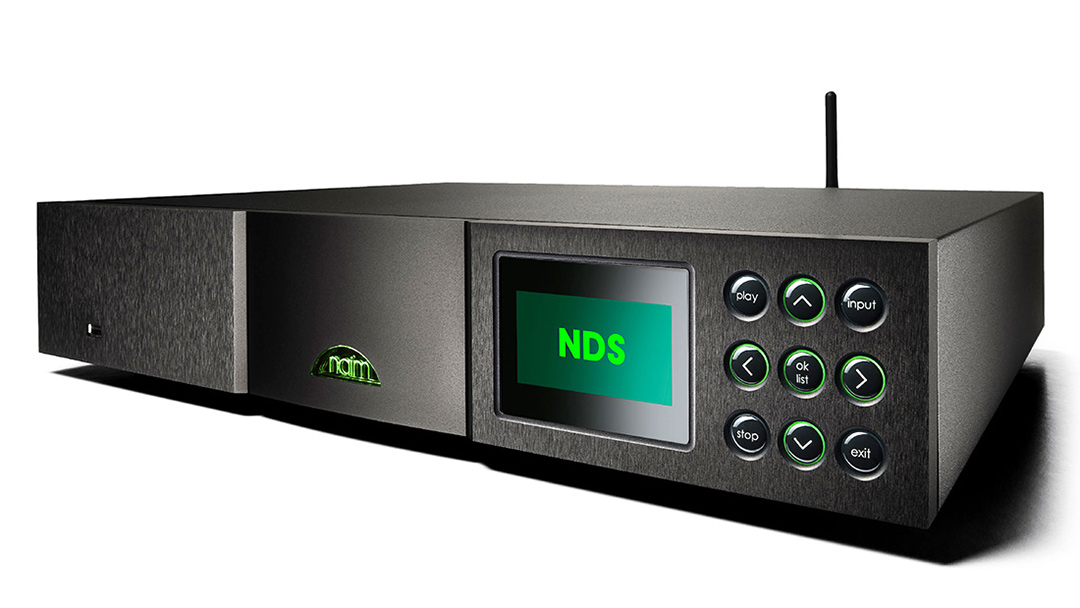 Naim NDS DAC / Streamer+ Burndy Cables