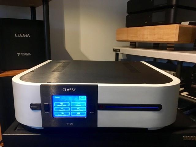 Classe CDP 202 CD Player