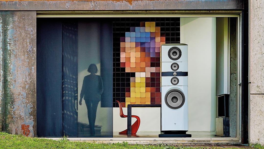 focal loudspeakers utopia iii line authorized dealer