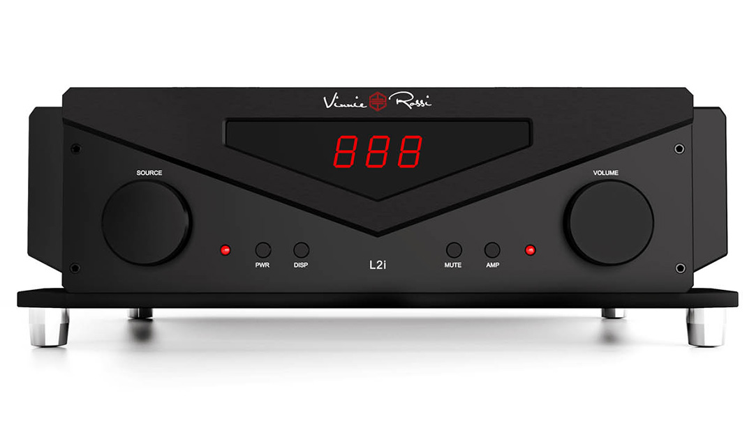 washington dc virginia maryland vinnie rossi L2i integrated amplifier