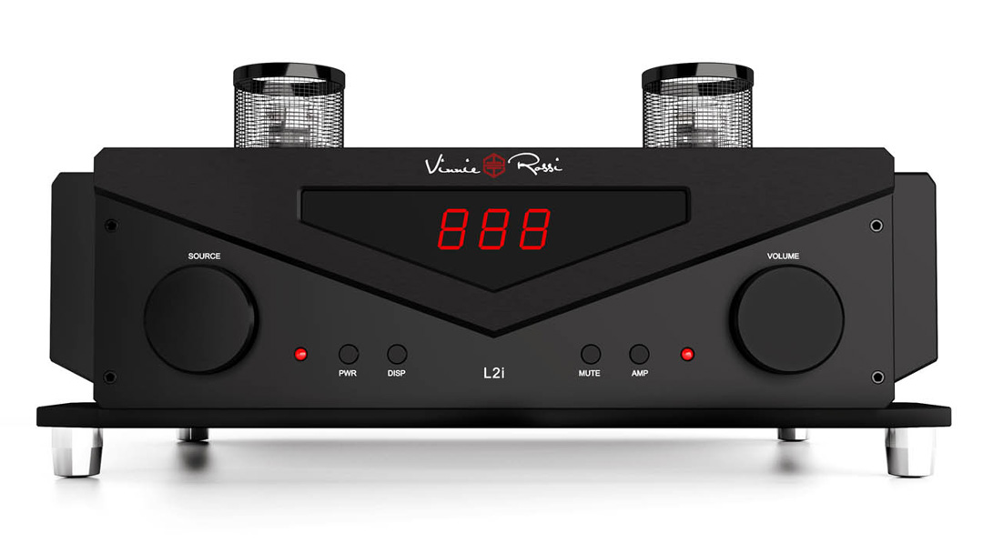 washington dc virginia maryland vinnie rossi L2i signature edition integrated amplifier